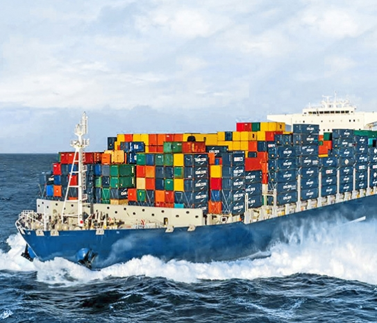 Sea Freight Forwarding Services Nigeria - Prime Next Logistics